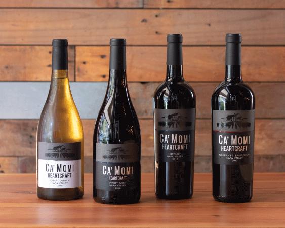 Ca' Momi Winery Virtual Tasting Napa Valley