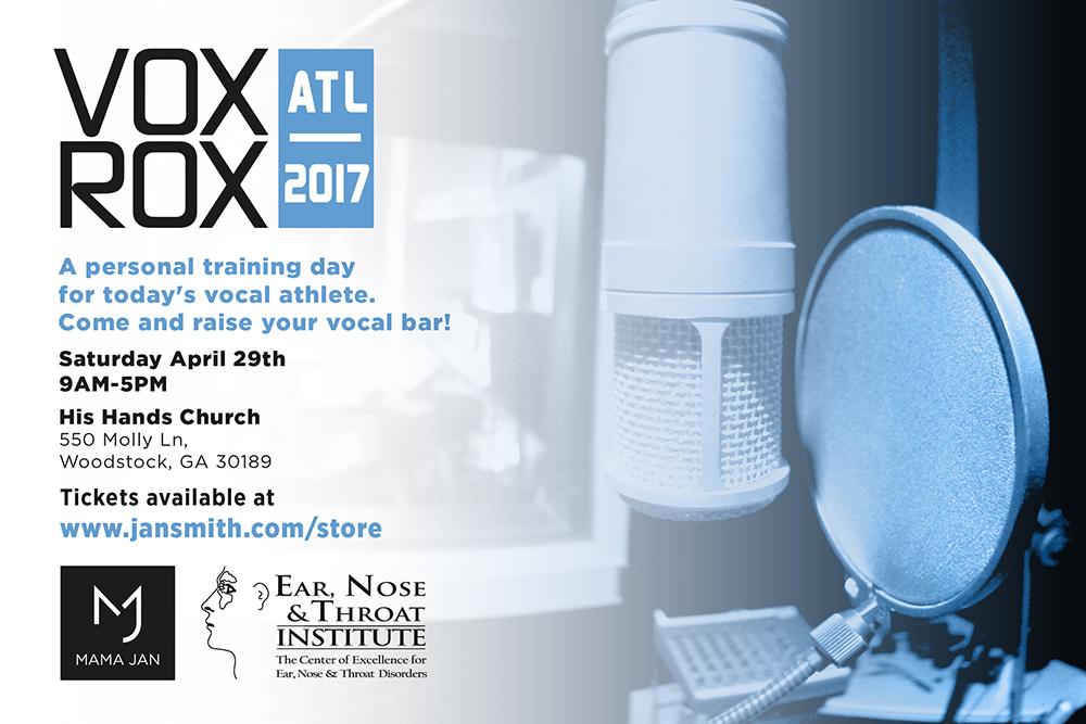 VoxRox ATL 2017