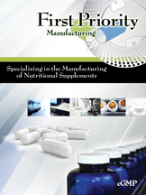 Specializing in the Manufacturing of Nutritional Supplements, Vitamins, Dietary Supplements, Bulk Capsules, Tablets, Capsules, Powders, Sachets, Fill Form Daily Packets, Animal Nutrition.