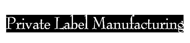 private label supplements, private label tablets, private label capsules, private label protein powders, private label vitamin manufacturer