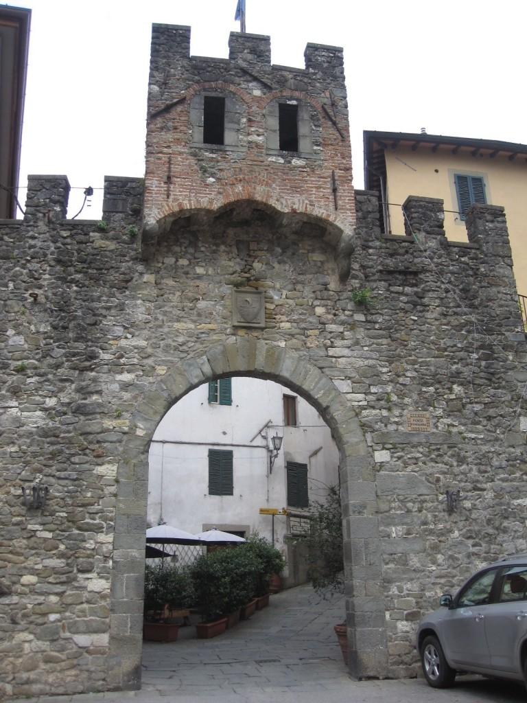 stadspoort Reale