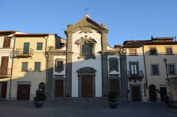 kerk San Filippo Neri