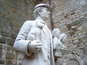 Monument gewijd aan de Figurinaio