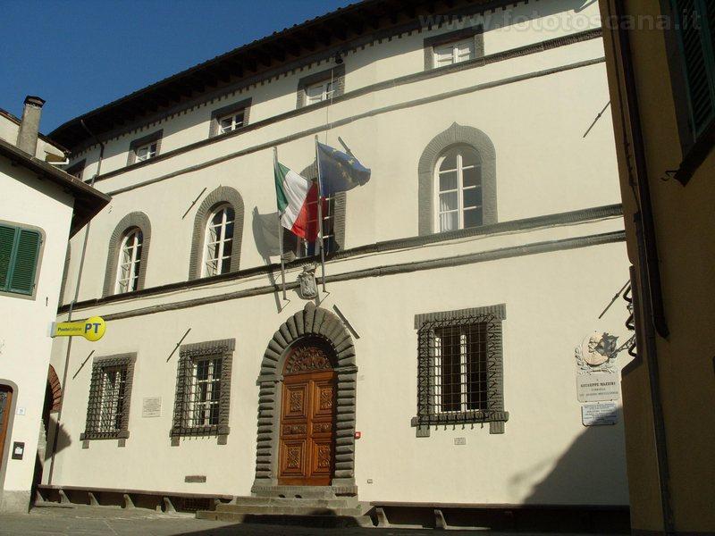 Stadhuis van Coreglia Antelminelli