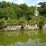 Belangrijkste pleinen, tuinen en bruggen in Firenze
