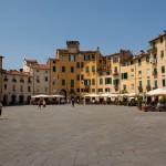 Lucca het kleine broertje van Firenze