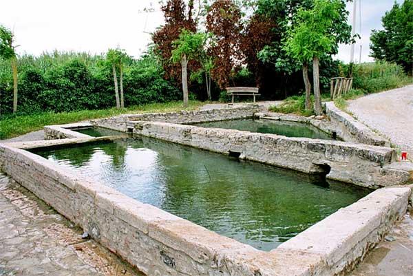 Romeinse warmwaterbaden