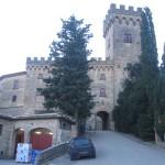 Het kasteel van Poppiano