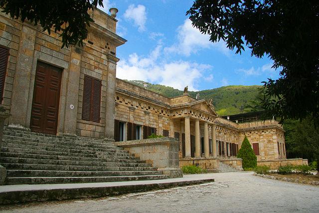 De Villa San Martina van Napoleon
