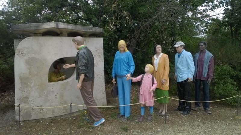 Parco delle sculture Chianti