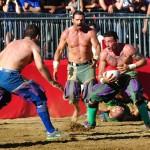 Het Calcio Storico: een mix tussen rugby en een bokswedstrijd