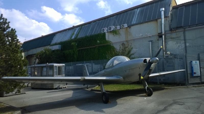 Piaggio museum Pontedera