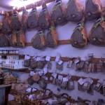 De antieke beenhouwerij Falorni in Greve in Chianti