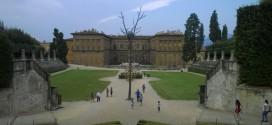 binnenkoer Palazzo Pitti Firenze