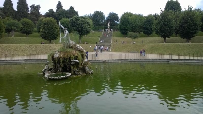 fontein van Neptunus
