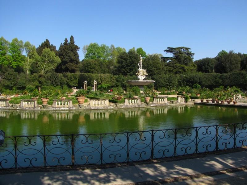 Boboli tuinen Florence