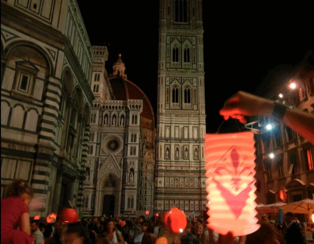 passage langs de dom van Firenze - foto van io amo firenze-