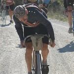 De retro wielerwedstrijd Eroica