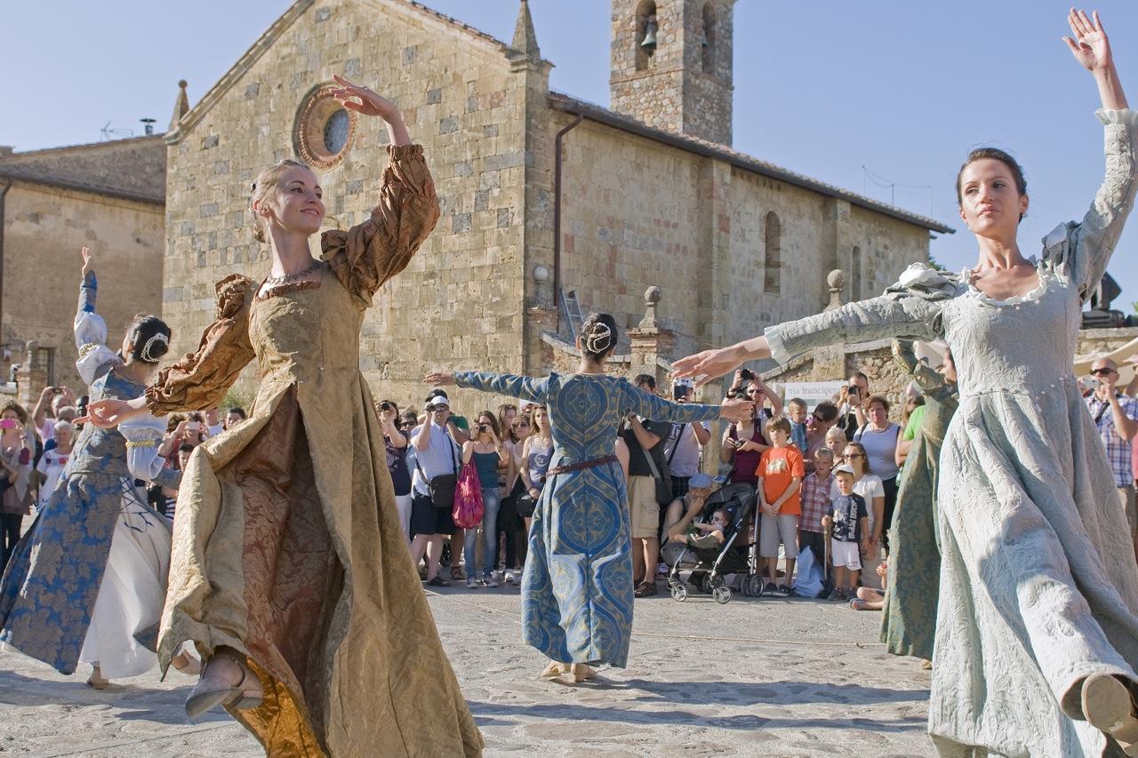 monteriggioni festa medievale