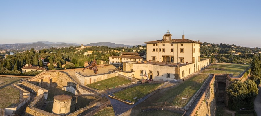 forte belvedere foto door Guido Cozzi