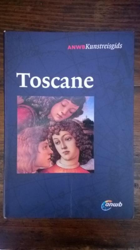 Kunstreisgids ANWB Toscane