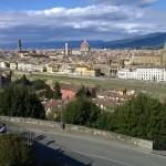 Piazzale Michelangelo in Firenze