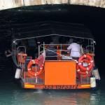 Livorno ontdekken tijdens een boottocht op de kanalen