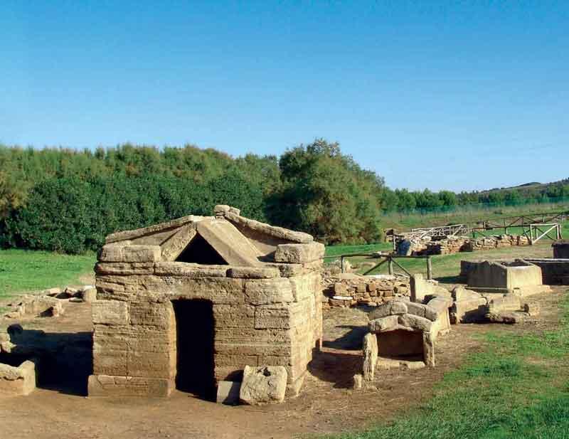 Necropoli di San Cerbone