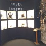 Het foltermuseum in Montepulciano
