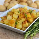 Patate al forno (aardappelen in de oven)