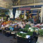 Le Cascine in Firenze de grootste markt van Toscane