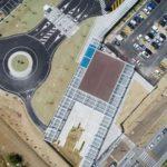 De parking Villa Costanza om Firenze te bezoeken