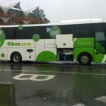 Met de bus naar Charleroi luchthaven