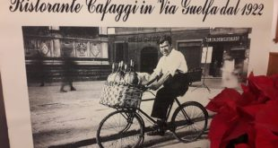 restaurant Cafaggi Toscane