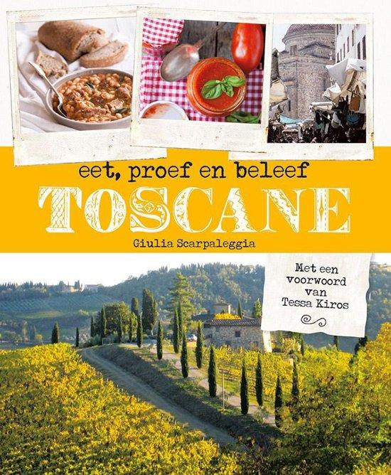 Eet proef en beleef Toscane