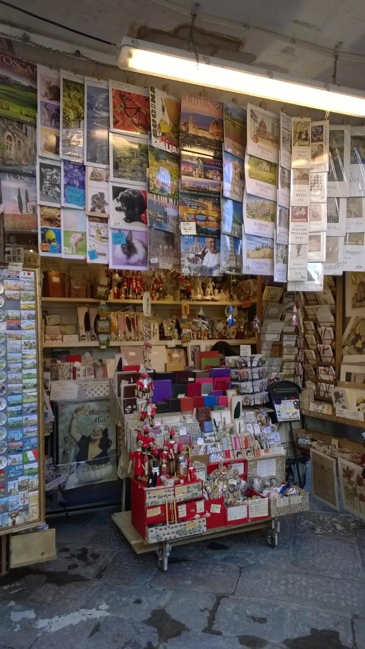 markt San Lorenzo Firenze