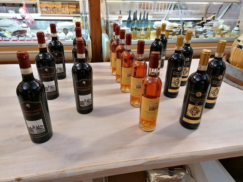 cantina del Valdarno wijnen