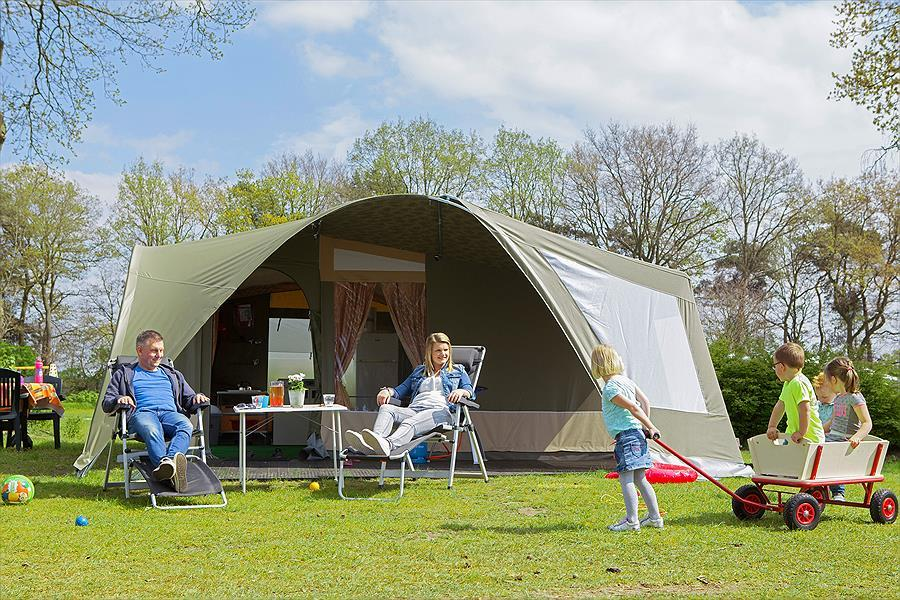 camping Barco Reale Toscane glamlodgetent