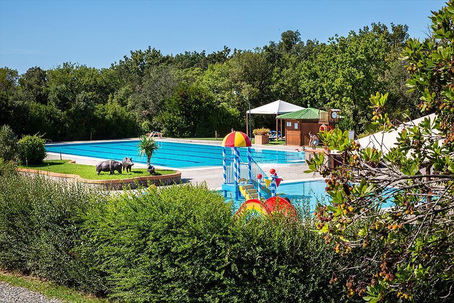 camping Montescudaio Toscane