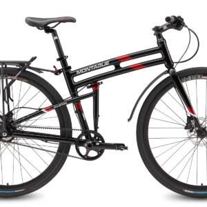 MONTAGUE Hybrid/Pavement bikes - full size folding