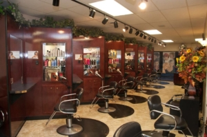 The Ritzz Salon in Billings Montana offers hair styling, manicures, pedicures, and facials