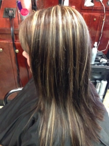 Caitlyn Color and Cut