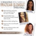 Billings Salon The Ritzz offers Genuine Brazilian Blowout Products