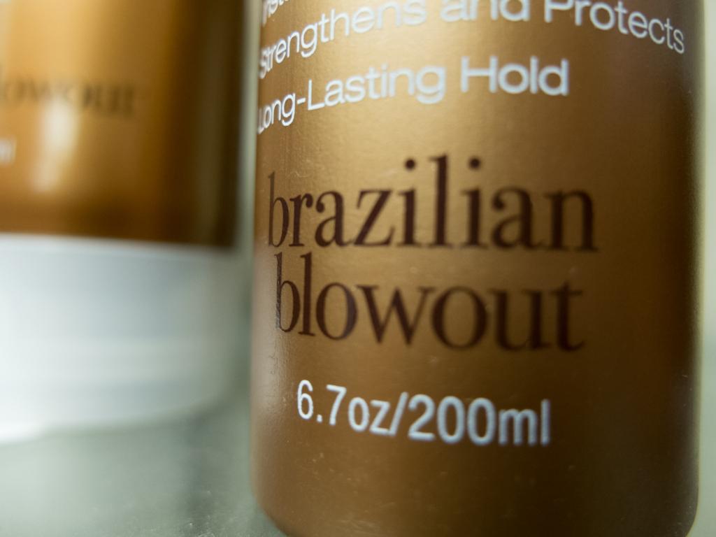 Brazilian Blowout Products at The Ritzz Salon