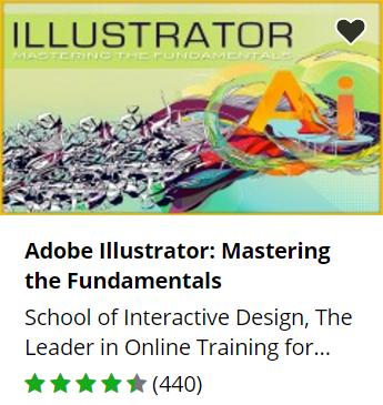 Udemy free Adobe course.
