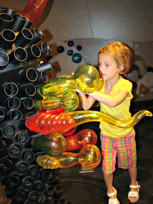 Chihuly Exhibit Indianapolis