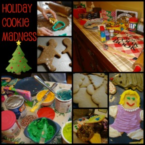 Holiday Recipe  Sugar Cookies