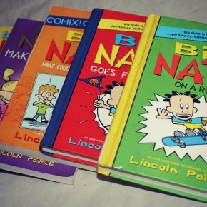 The Obsession with Big Nate Books
