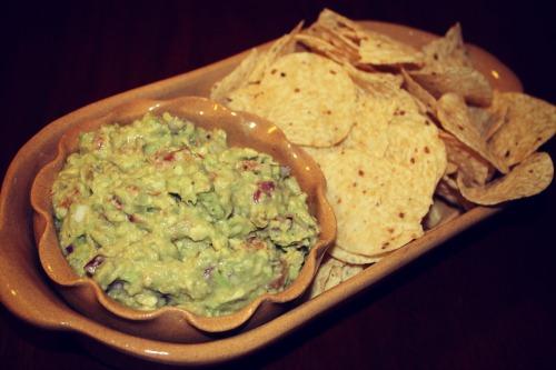 Easy Appetizers Guacamole
