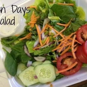 Seven Days of Salad {11.23.14}